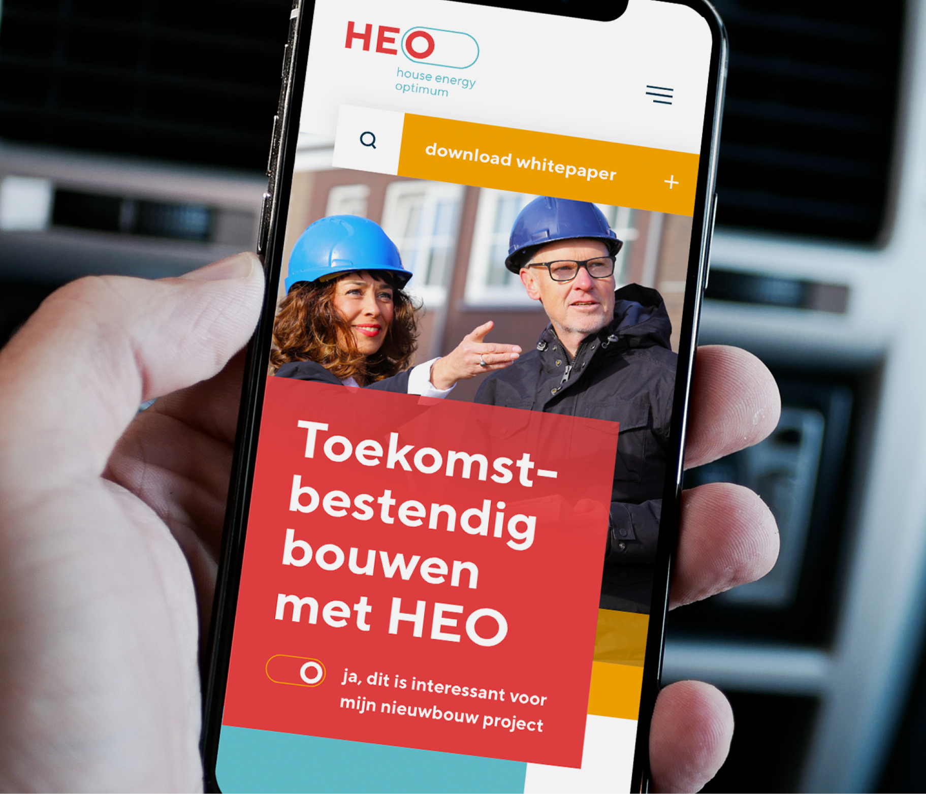 Website HEO Impuls